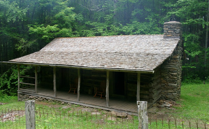 THE DONLEY CABIN: A TROUT BUM SAFEHOUSE