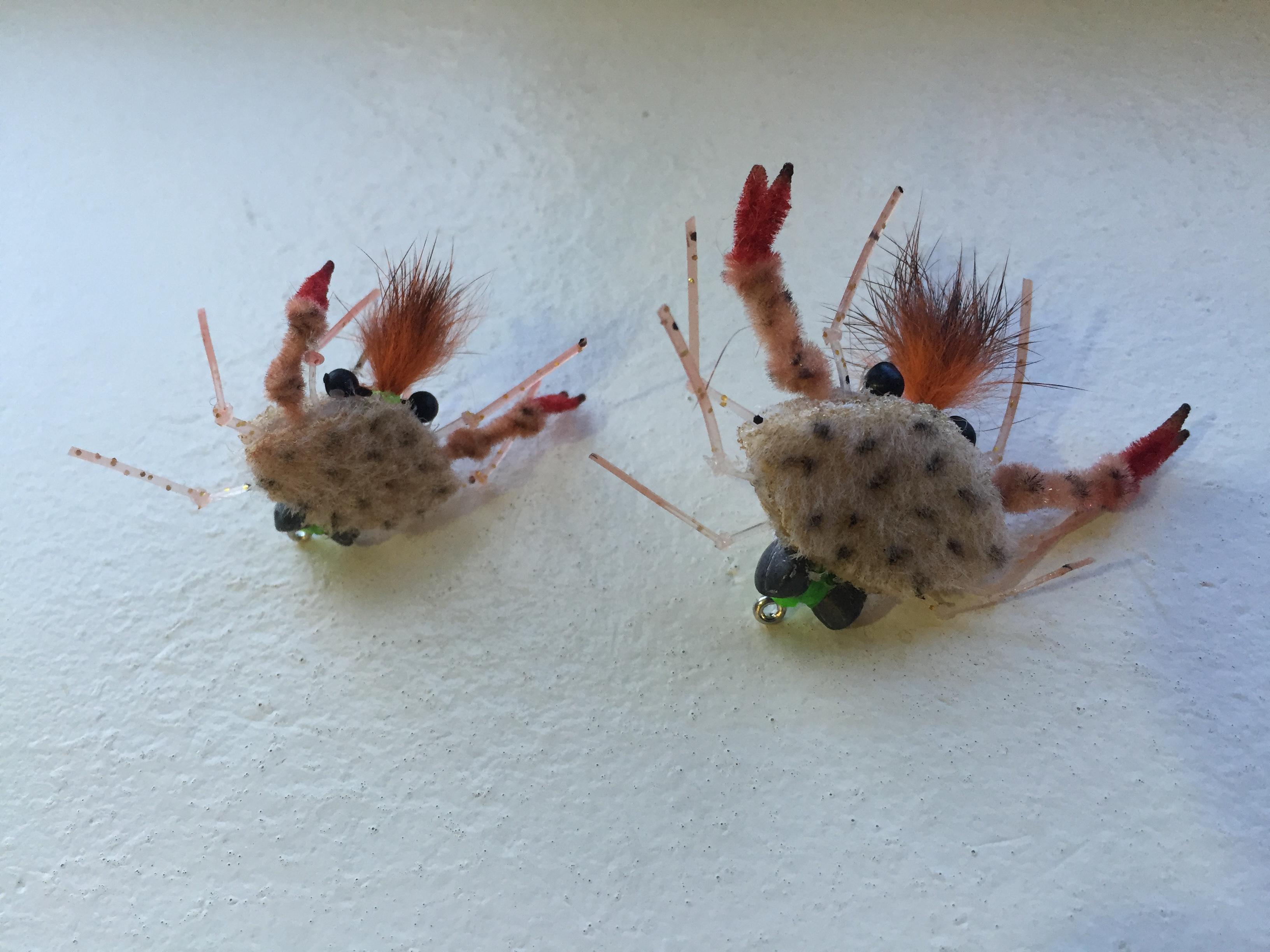 Custom Crab Pattern